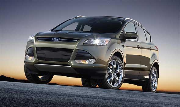 All-new Ford Escape
