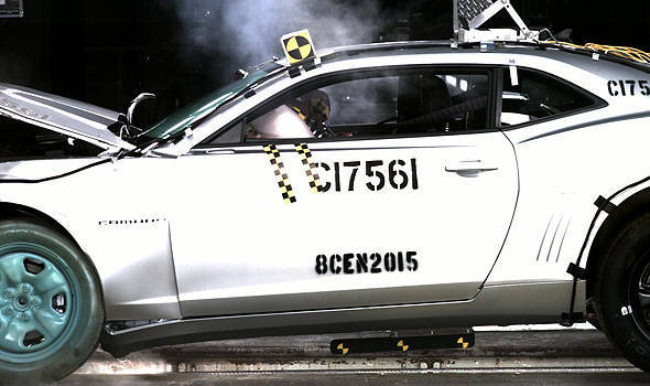 TopGear.com.ph Philippine Car News - 2012 Chevrolet Camaro first car to ace US highway safety agency's tests