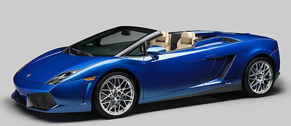 Lamborghini launches open-top, rear wheel-drive Gallardo