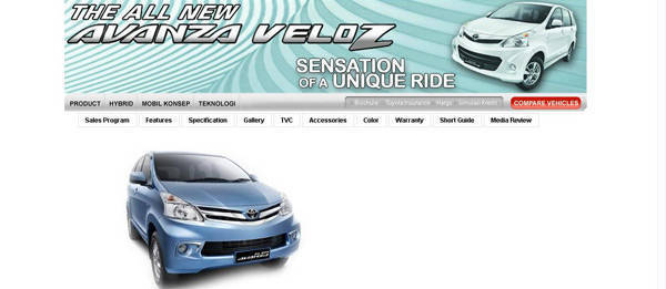 TopGear.com.ph Philippine Car News - Indonesia gets facelifted Toyota Avanza
