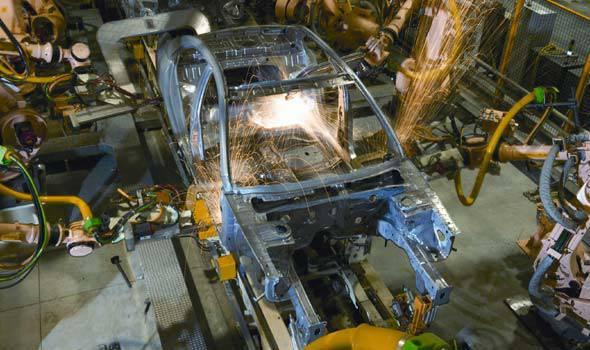 Hyundai manufacturing plant