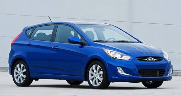 Hyundai Accent diesel hatchback