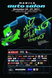 Manila Auto Salon