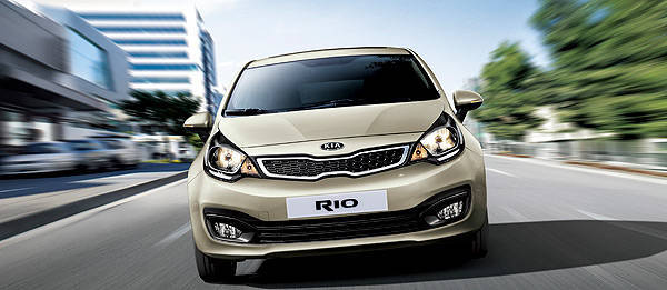 TopGear.com.ph Philippine Car News - Philippine-market Kia Rio to be launched in January 2012