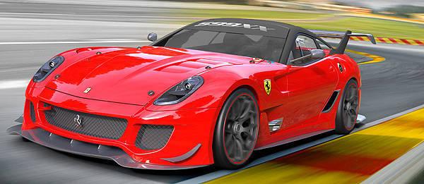 TopGear.com.ph Philippine Car News Ferrari reveals updated 599XX
