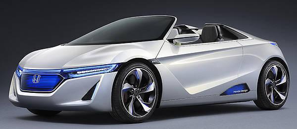 TopGear.com.ph Philippine Car News - Tokyo 2011: Honda unveils EV-STER concept