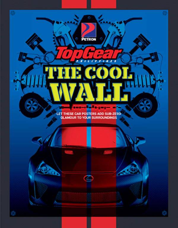 The Cool Wall poster book