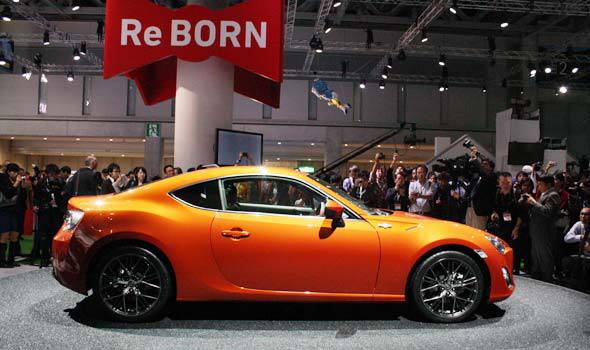 The Toyota GT 86, One Of The Most Anticipated Cars Launched At The 42nd  Tokyo Motor Show, Is Coming To The Philippines Very Soon.