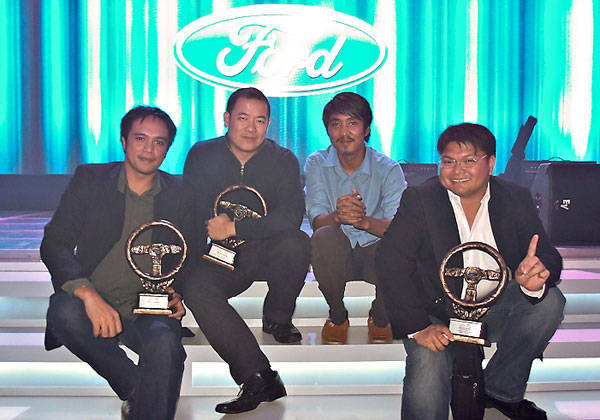 Top Gear Philippines wins big at 11th Henry Ford Awards