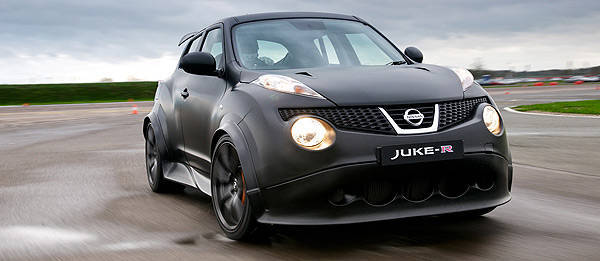 TopGear.com.ph Philippine Car News - Nissan Juke-R takes to the track