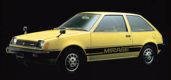 Original Mitsubishi Mirage