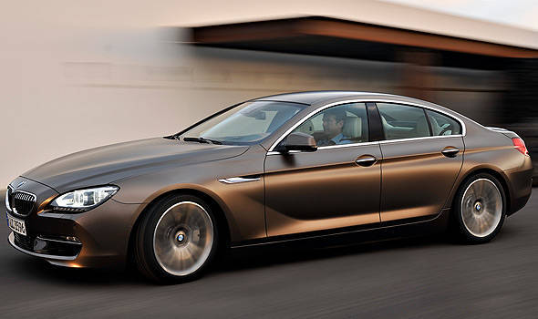TopGear.com.ph Philippine Car News - BMW reveals 6-Series Gran Coupe