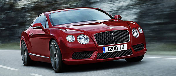 TopGear.com.ph Philippine Car News - Bentley gives its Continental models a V8 engine