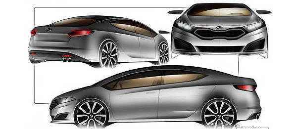 TopGear.com.ph Philippine Car News - Is this the next-generation Kia Forte?