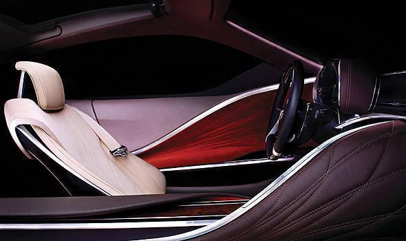 TopGear.com.ph Philippine Car News - Lexus to unveil new concept vehicle at Detroit Auto Show