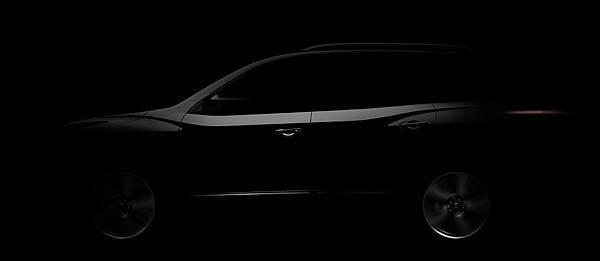 Nissan previews Pathfinder Concept