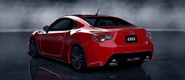 TopGear.com.ph Philippine Car News - Toyota 86 comes with update for Gran Turismo 5