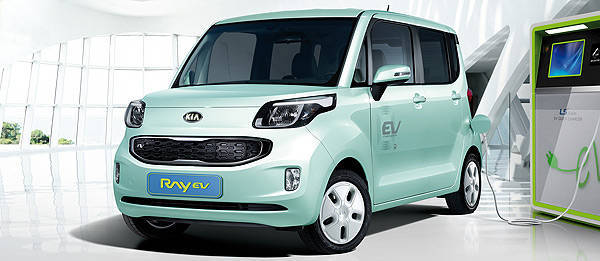 TopGear.com.ph Philippine Car News - Kia reveals its first production electric vehicle