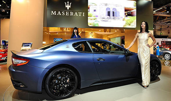 TopGear.com.ph Philippine Car News - Maserati launches limited edition GranTurismo S