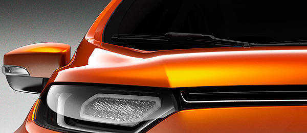 TopGear.com.ph Philippine Car News - Ford to give glimpse of all-new global vehicle at Delhi Auto Expo