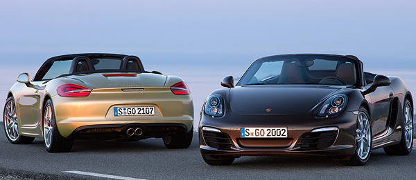 TopGear.com.ph Philippine Car News - Porsche introduces all-new Boxster