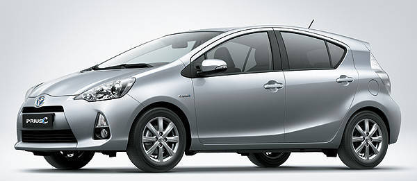 TopGear.com.ph Philippine Car News - Toyota Philippines launches all-new Prius C