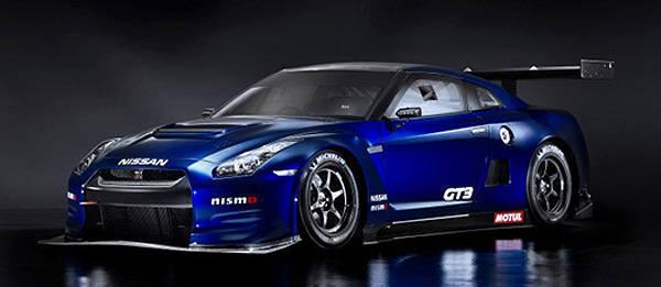 TopGear.com.ph Philippine Car News - NISMO reveals GT-R for GT3 series