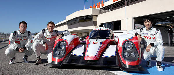 TopGear.com.ph Philippine Car News - Toyota after Le Mans crown again as it shows off its 2012 challenger