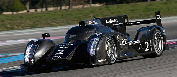 TopGear.com.ph Philippine Car News - Audi to also run at Le Mans with hybrid system