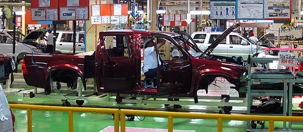 TopGear.com.ph Philippine Car News - Five things we learned during a tour of Isuzu Philippines' Binan, Laguna plant