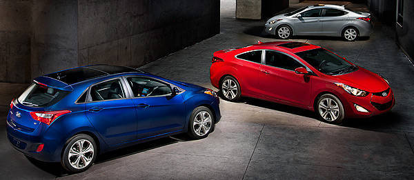 TopGear.com.ph Philippine Car News - Hyundai reveal Elantra coupe, hatchback at Chicago Auto Show