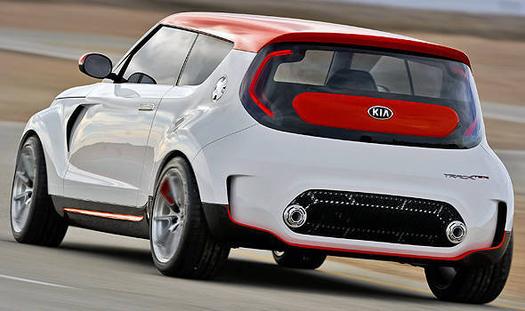TopGear.com.ph Philippine Car News - Kia unveils Soul-based Track'ster Concept