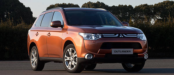 TopGear.com.ph Philippine Car News - Mitsubishi to debut next-generation Outlander at Geneva Motor Show