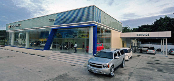 Chevrolet Philippines Opens New Dealership In Cebu