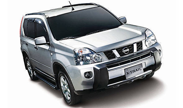 TopGear.com.ph Philippine Car News - Nissan promo: Low down payment for the X-Trail CVT 4x2