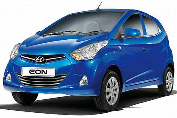 Hyundai Eon at 2012 MIAS