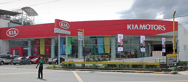 TopGear.com.ph Philippine Car News - Kia opens newest brand-compliant showroom in PH