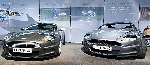 TopGear.com.ph Philippine Car News - James Bond vehicle exhibition now open