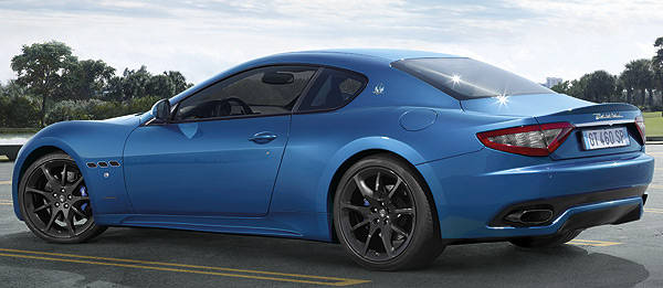 TopGear.com.ph Philippine Car News - Geneva preview: Maserati GranTurismo Sport