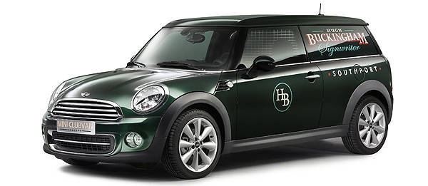 TopGear.com.ph Philippine Car News - Geneva preview: Mini Clubvan Concept