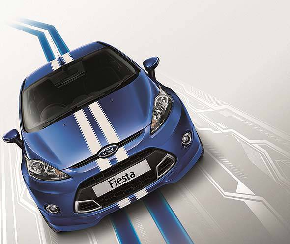 Ford Fiesta Sport Plus Limited Edition