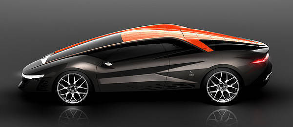 TopGear.com.ph Philippine Car News - Geneva preview: Bertone's Nuccio concept car