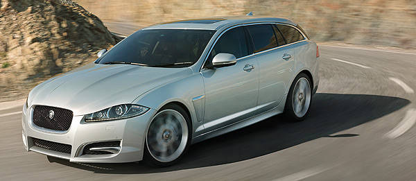 TopGear.com.ph Philippine Car News - Geneva preview: The Jaguar XF Sportbrake