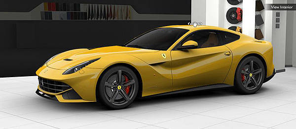 TopGear.com.ph Philippine Car News - Play with Ferrari's F12 Berlinetta configurator