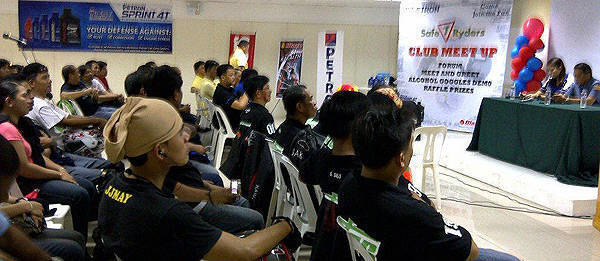 TopGear.com.ph Philippine Car News - Petron supports motorcycle safety by sponsoring first Biker Meet-Up