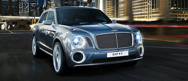 TopGear.com.ph Philippine Car News - Geneva preview: Bentley's SUV concept