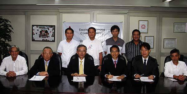 Mitsubishi Motors Philippines and Maximotors Corporation