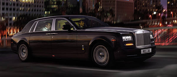 TopGear.com.ph Philippine Car News - Geneva preview: Rolls Royce Phantom Series II