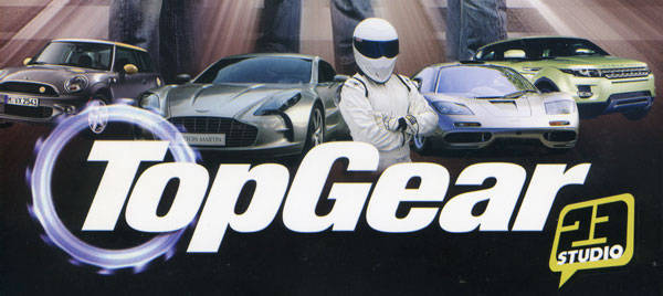 Top Gear on Studio 23