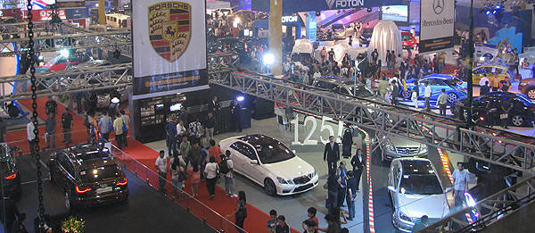 TopGear.com.ph Philippine Car News - BPI Family Bank to present 8th Manila International Auto Show